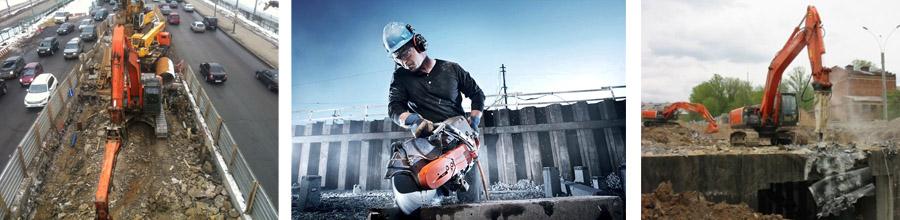 Ликвидация фундамента - Строительство и Инвестиции