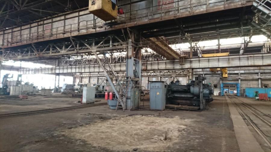 демонтаж промышленных зданий